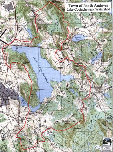 Lake Cochichewick Watershed