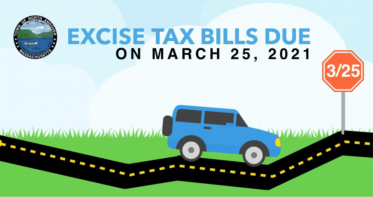 excise tax due