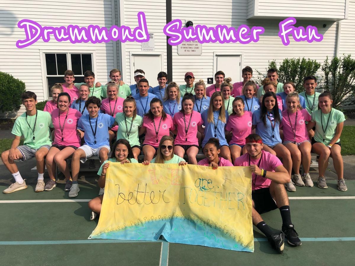 Drummond 2019 Staff