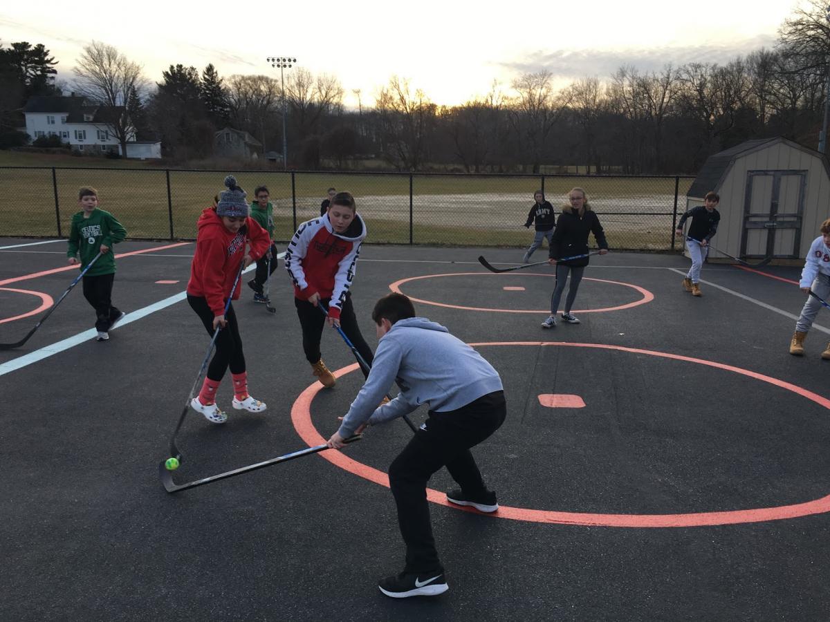Street Hockey winter