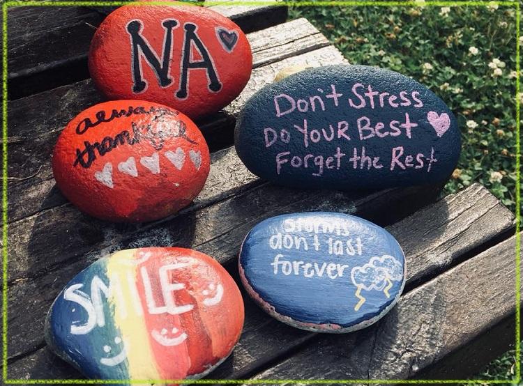 Kindness Rocks na