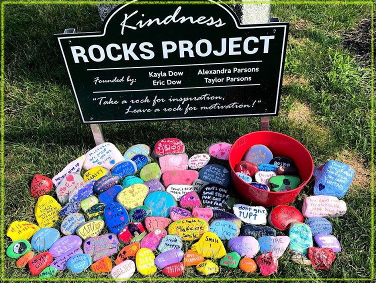Kindness Rocks North Andover