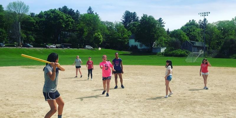 wiffle ball at the yc